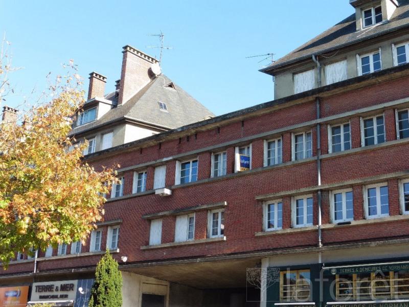 Vente appartement Lisieux 102700€ - Photo 1