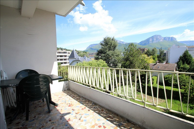Vente appartement Chambery 148 000€ - Photo 1