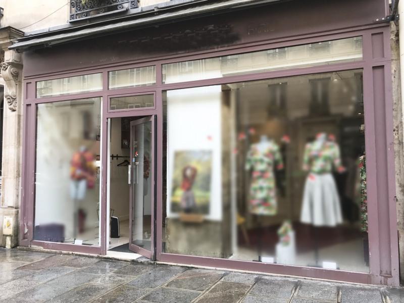 Cession de bail boutique Paris 6ème 150000€ - Photo 1