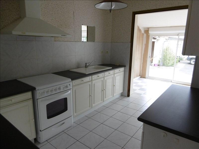 Vente maison / villa St gelais 178500€ - Photo 5