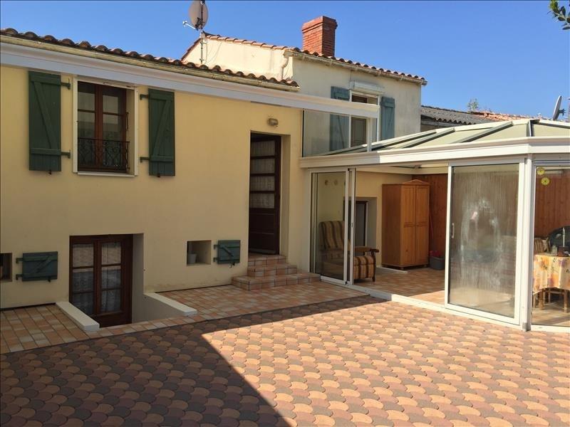 Vente maison / villa Jard sur mer 171600€ - Photo 1