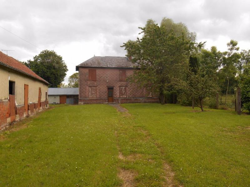 Vente maison / villa Catheux 127000€ - Photo 1