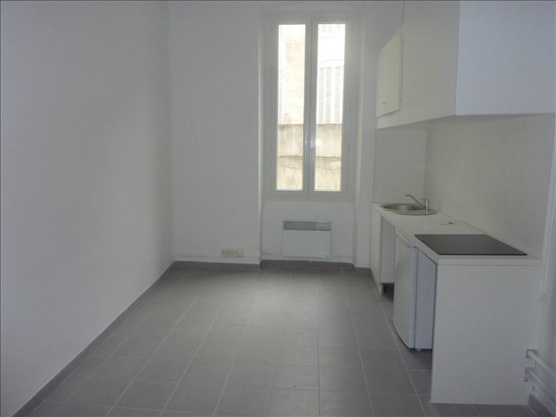 Rental apartment Marseille 1er 445€ CC - Picture 1