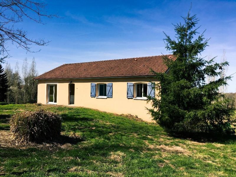Sale house / villa Saint sulpice les feuilles 134500€ - Picture 1