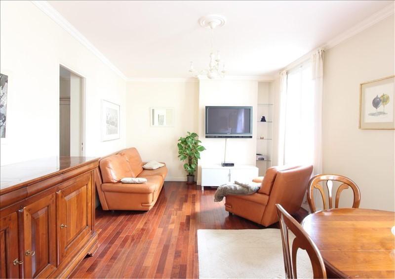Rental apartment Levallois 1280€ CC - Picture 1