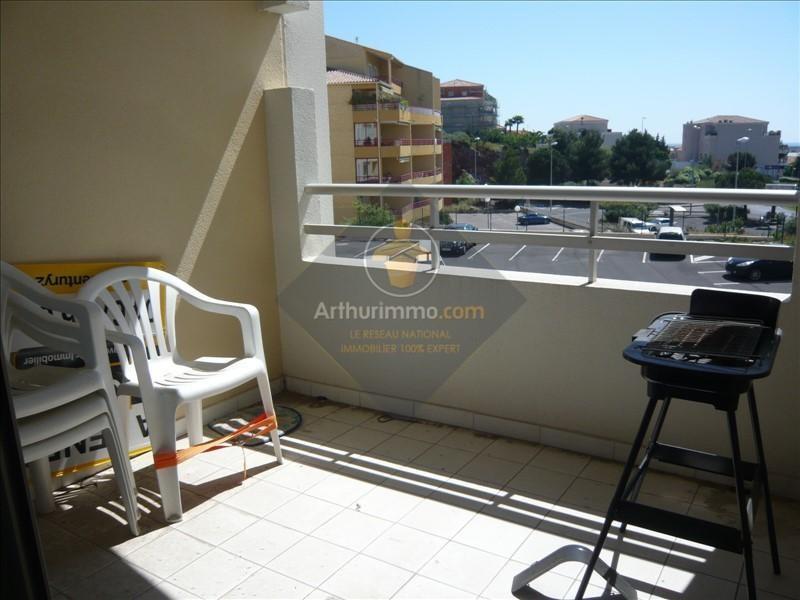 Vente appartement Sete 84000€ - Photo 1
