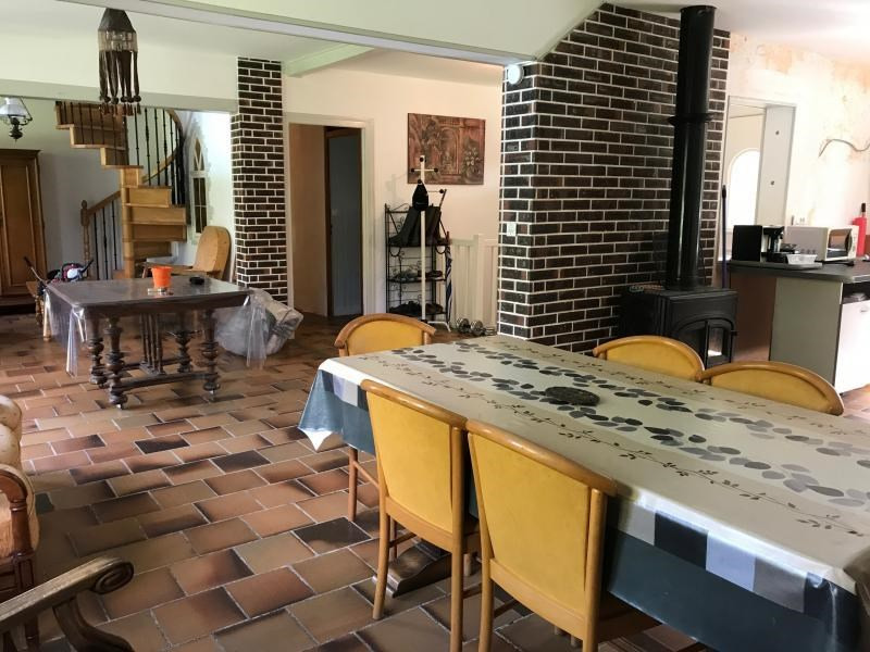 Sale house / villa St just chaleyssin 411000€ - Picture 2