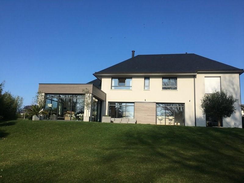 Revenda residencial de prestígio casa Touques 1090000€ - Fotografia 1