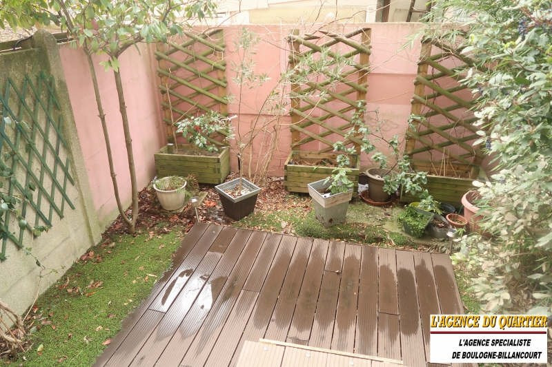 Vente appartement Boulogne billancourt 230 000€ - Photo 1
