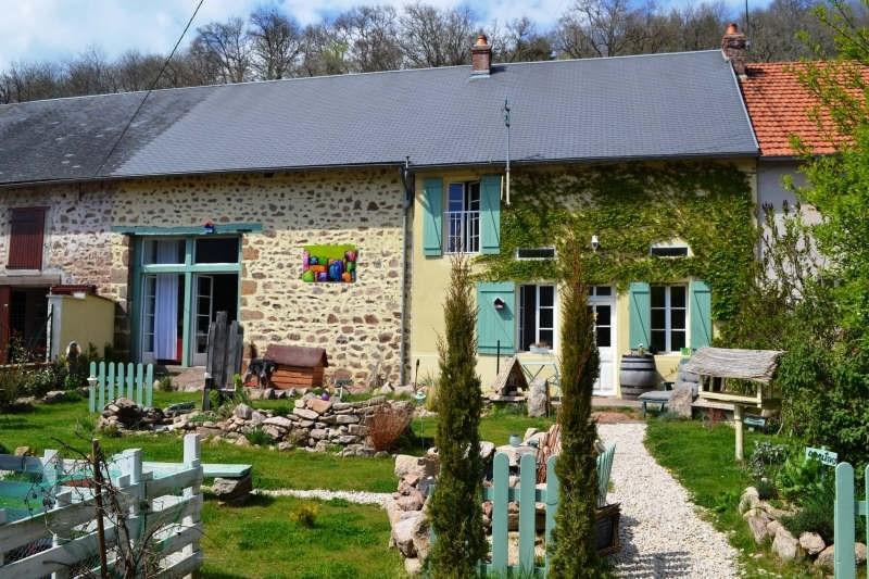 Sale house / villa Blanot 129000€ - Picture 1