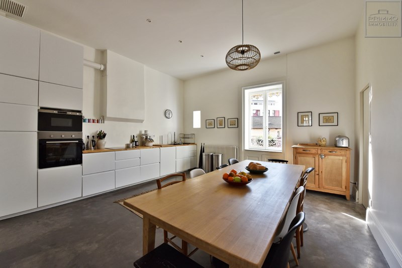 Deluxe sale apartment Lyon 9ème 875000€ - Picture 2