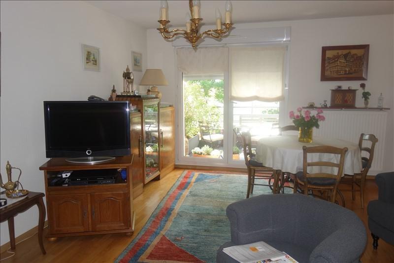 Sale apartment Illkirch graffenstaden 249000€ - Picture 2