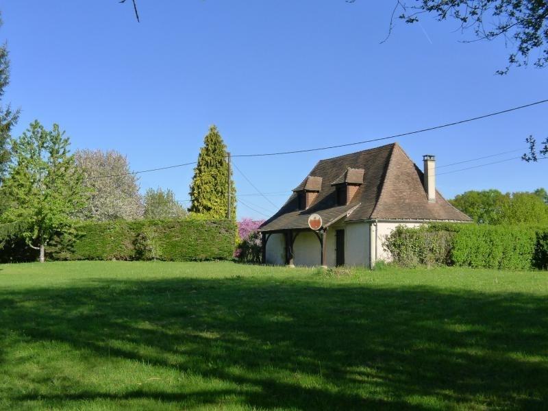Vente maison / villa Sarrazac 135000€ - Photo 1