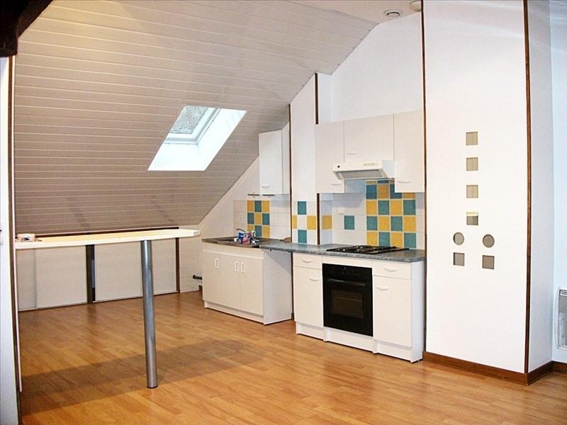 Rental apartment Raon l etape 460€ CC - Picture 1