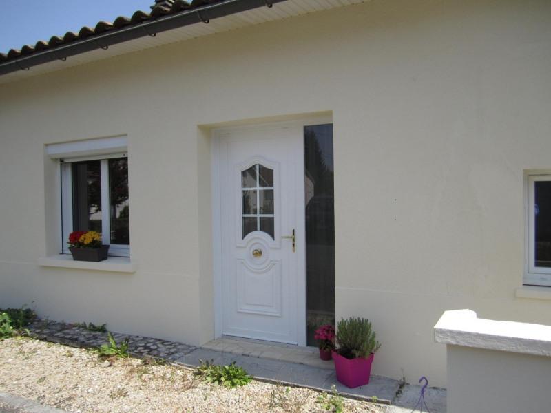 Vente maison / villa Barbezieux saint-hilaire 161200€ - Photo 1
