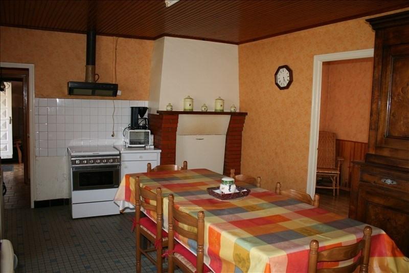 Vente maison / villa St servant 89500€ - Photo 7
