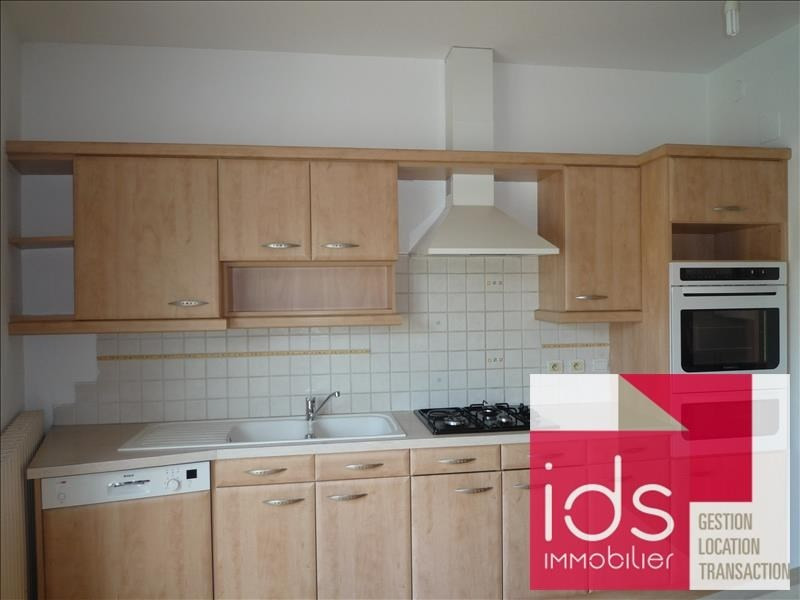 Rental apartment Allevard 850€ CC - Picture 1