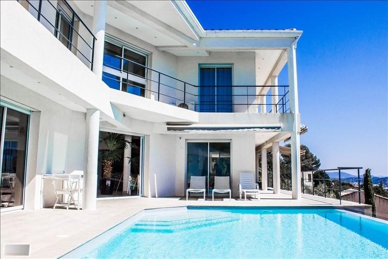 Verkauf von luxusobjekt haus Toulon 1130000€ - Fotografie 1