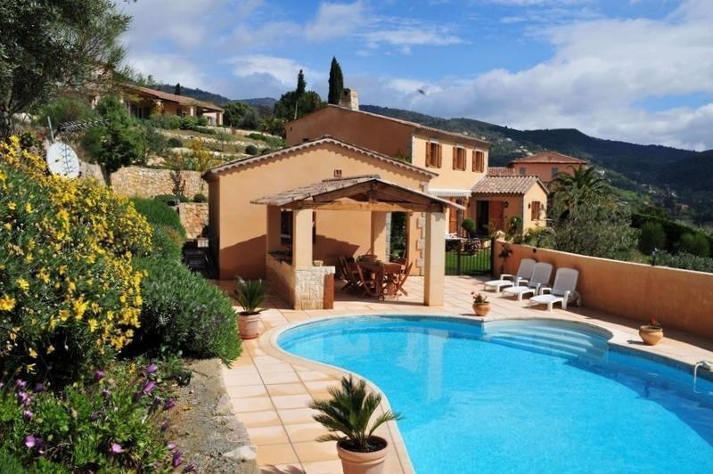 Vente de prestige maison / villa Seillans 895000€ - Photo 1