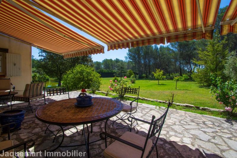 Venta de prestigio  casa Lambesc 877000€ - Fotografía 5