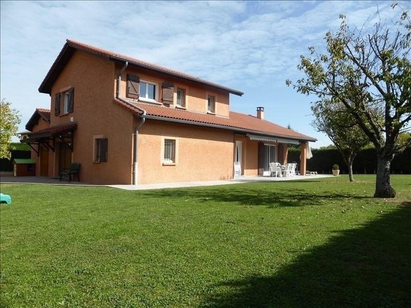 Sale house / villa Villars les dombes 369000€ - Picture 2