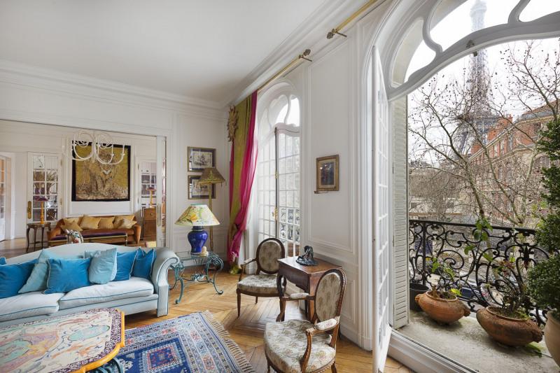 Revenda residencial de prestígio apartamento Paris 7ème 4680000€ - Fotografia 4