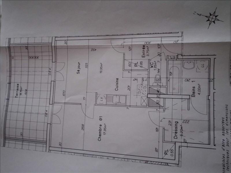 Produit d'investissement appartement Thionville 166900€ - Photo 1