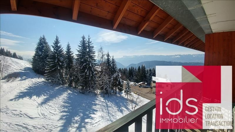 Vente appartement Le collet d'allevard 98 500€ - Photo 1