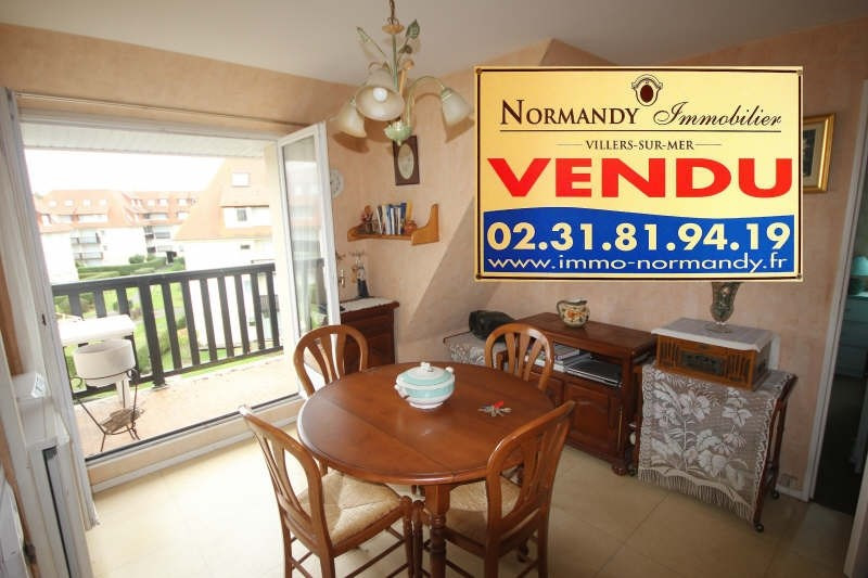 Vente appartement Villers sur mer 64 900€ - Photo 1