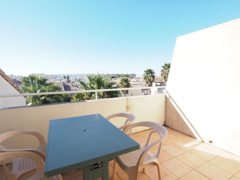 Investment property apartment Le grau du roi 129000€ - Picture 1