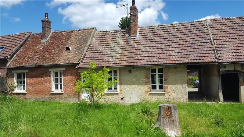 Sale house / villa Montreuil sur epte 76500€ - Picture 1