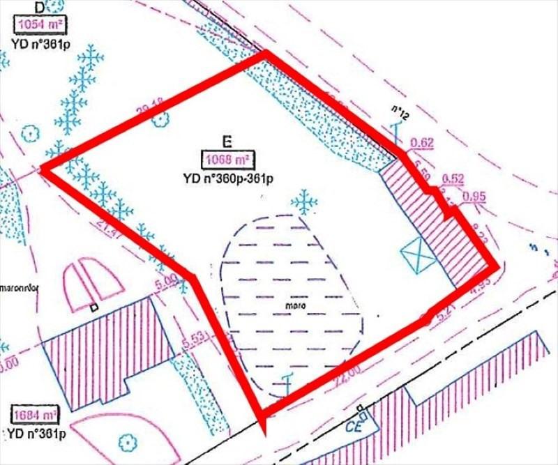Vente terrain Donges 39000€ - Photo 3