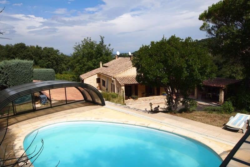Vente de prestige maison / villa St paulet de caisson 560000€ - Photo 11