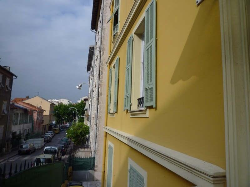 Rental apartment Nice 900€ CC - Picture 10