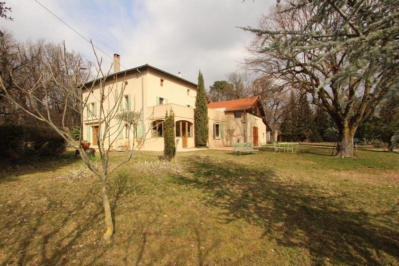 Vente de prestige maison / villa Romans-sur-isère 620000€ - Photo 11