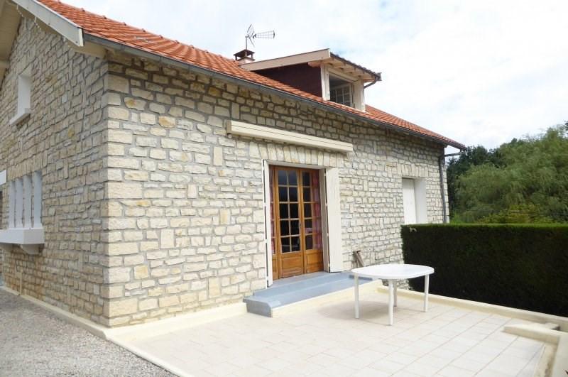 Vente maison / villa Terrasson lavilledieu 155875€ - Photo 1