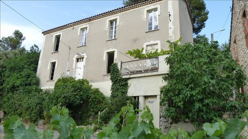 Verkoop  huis Gigondas 210000€ - Foto 1