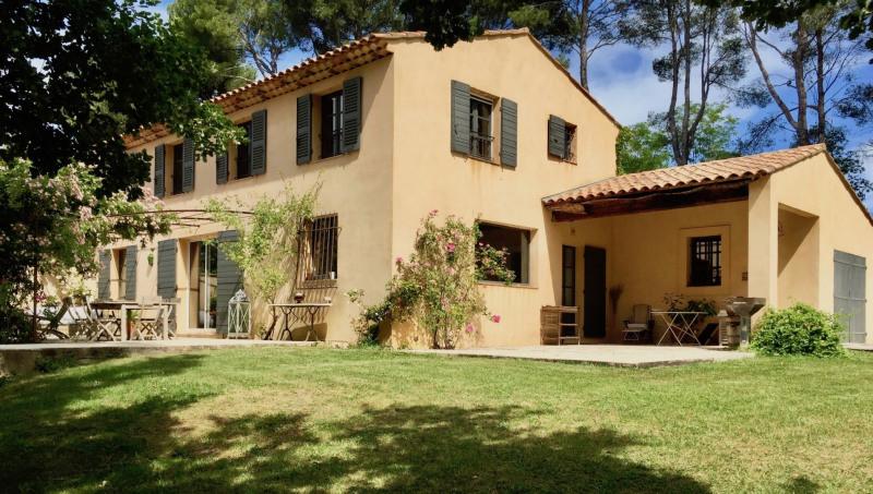 Vente de prestige maison / villa Aix-en-provence 950000€ - Photo 1