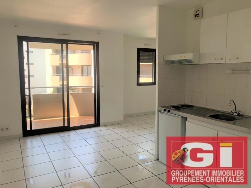 Rental apartment Perpignan 410€ CC - Picture 1