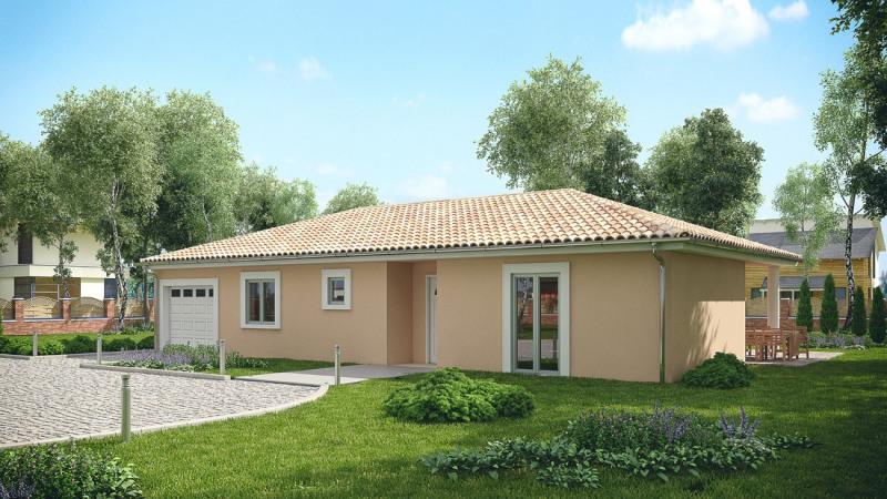 Maison  4 pièces + Terrain 850 m² Curtafond par NOVA VILLA