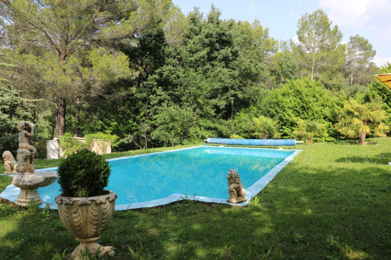 Deluxe sale house / villa Le puy-sainte-réparade 745000€ - Picture 17