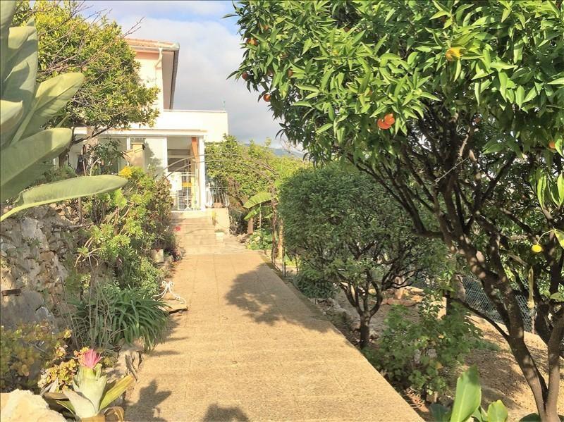 Vente de prestige maison / villa Roquebrune cap martin 1672000€ - Photo 1