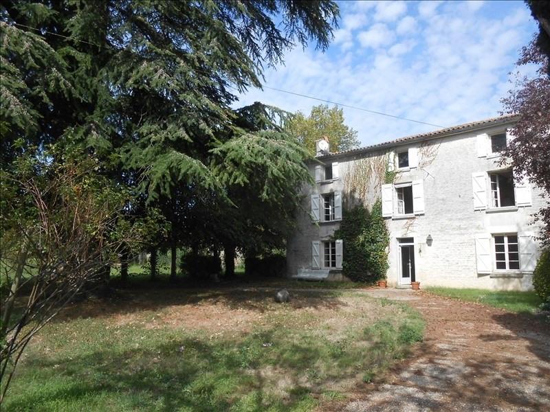 Vente maison / villa Vouille 313500€ - Photo 1