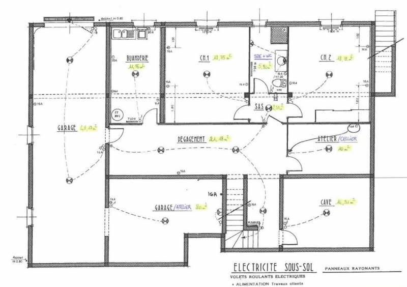 Sale house / villa Sancergues 220000€ - Picture 10