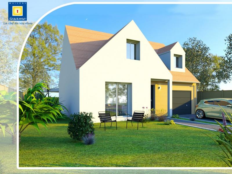 Maison  5 pièces + Terrain 600 m² Saint-Pierre-Lès-Nemours par MAISONS SESAME