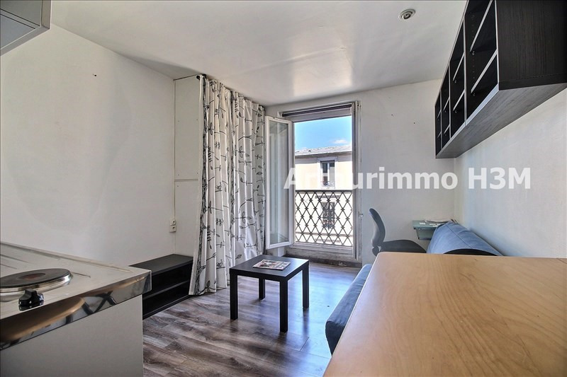 Sale apartment Paris 10ème 170 000€ - Picture 1