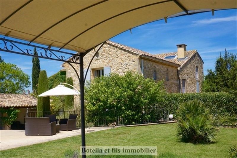 Deluxe sale house / villa Uzes 945000€ - Picture 14