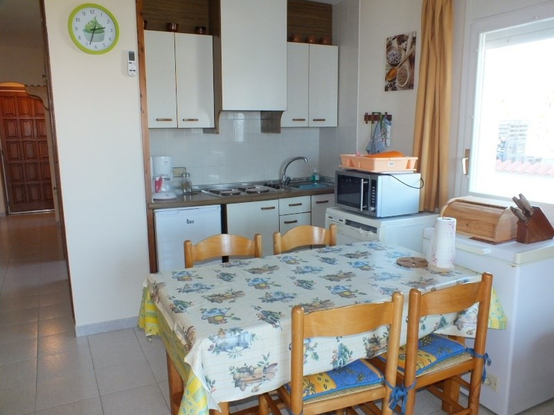 Location vacances appartement Roses santa-margarita 448€ - Photo 8