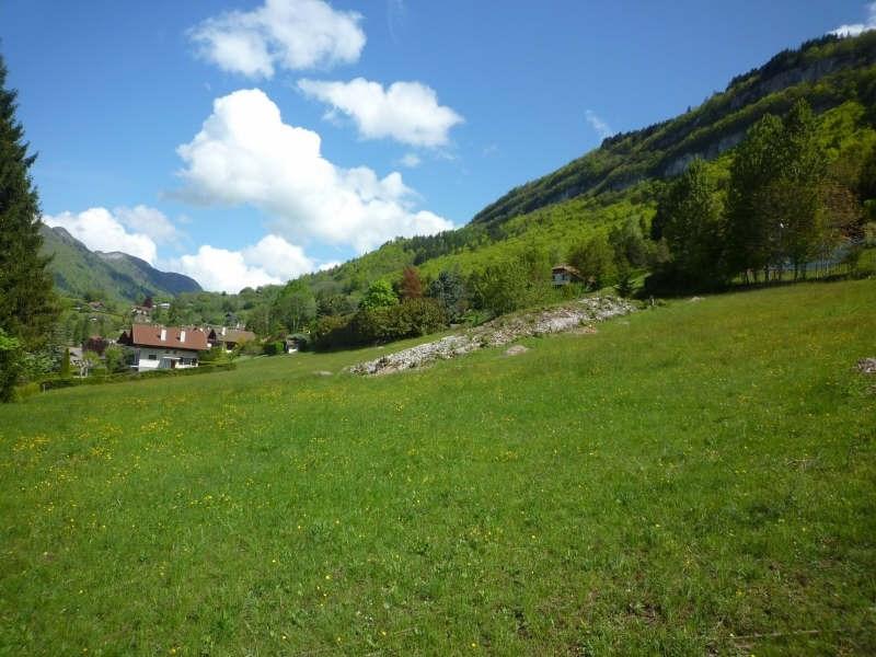 Vendita terreno Talloires 640000€ - Fotografia 3