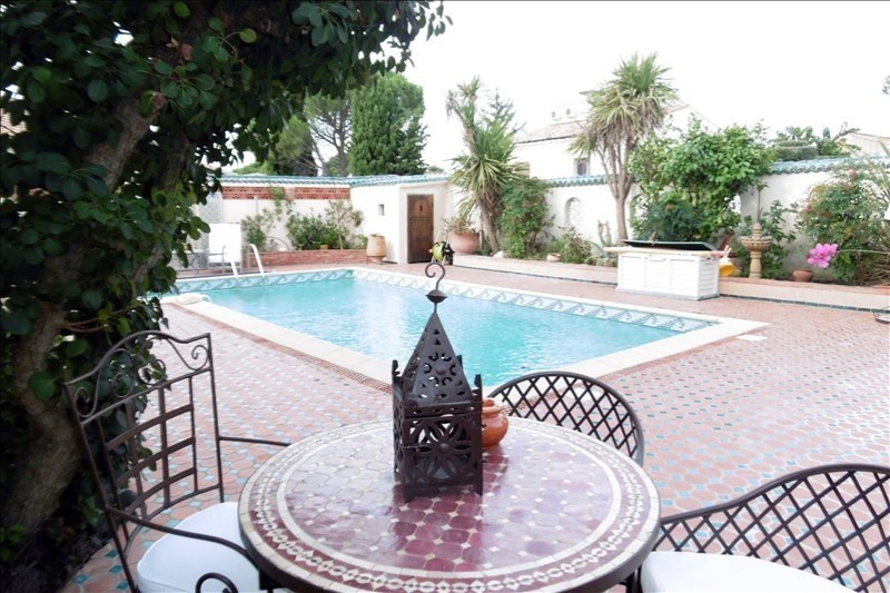 Sale house / villa Saint-brès 463 500€ - Picture 1